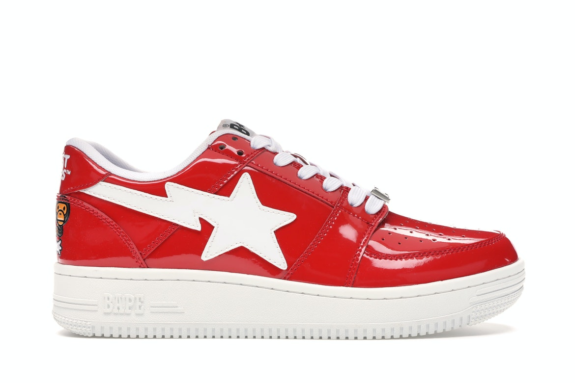 A Bathing Ape Bape Sta Ghostbusters Red