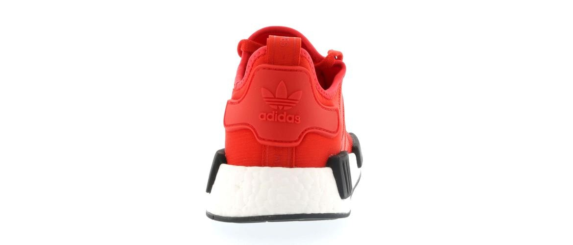 adidas NMD R1 Clear Red - BB1970