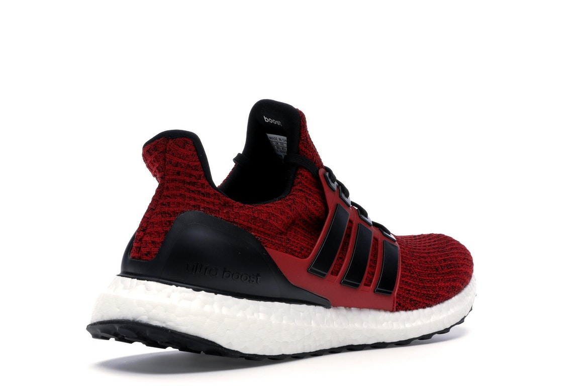 adidas Ultra Boost 4.0 Power Red Core