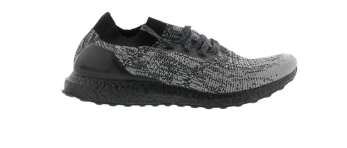 adidas ultra boost uncaged triple black for sale