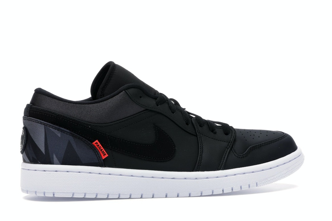 Jordan 1 Low Psg Paris Saint Germain Ck0687 001