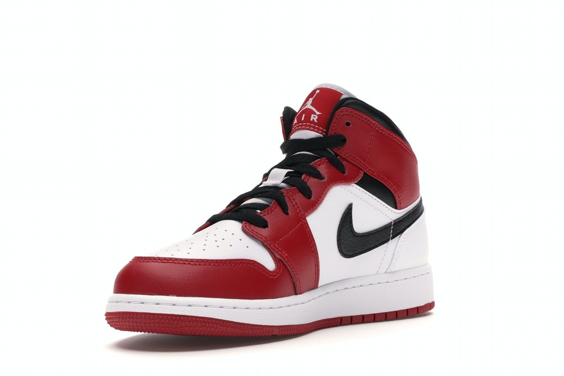air jordan 1 mid chicago 2020