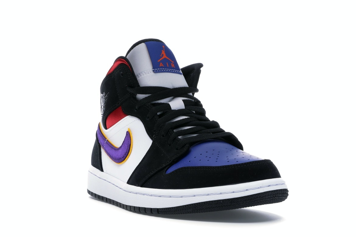 air jordan 1 top 3 lakers
