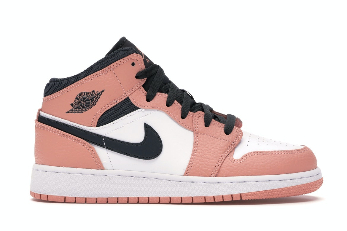 air force 1 mid pink