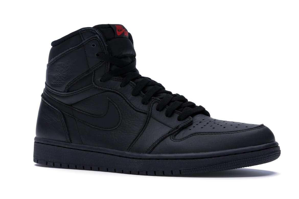 Jordan 1 Retro High OG Black - 555088-022