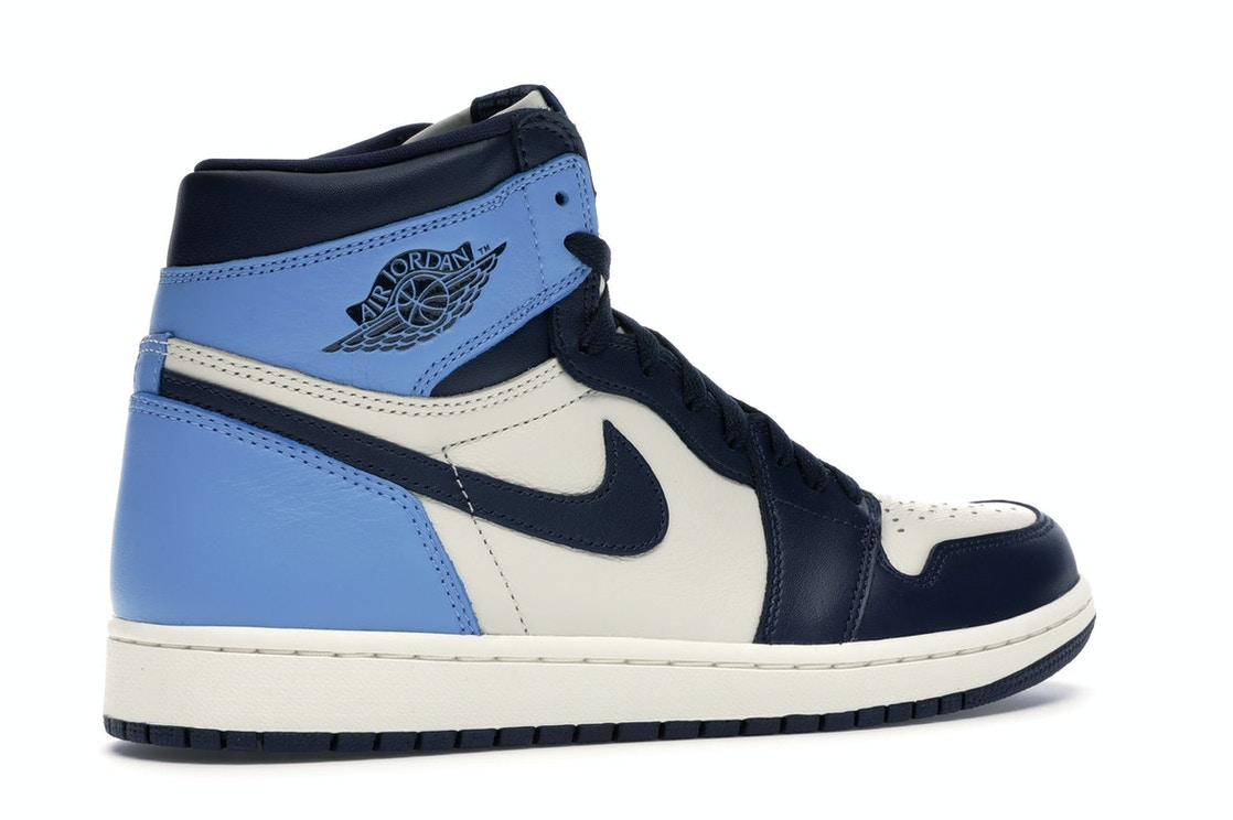 Jordan 1 Retro High Obsidian Unc 555088 140