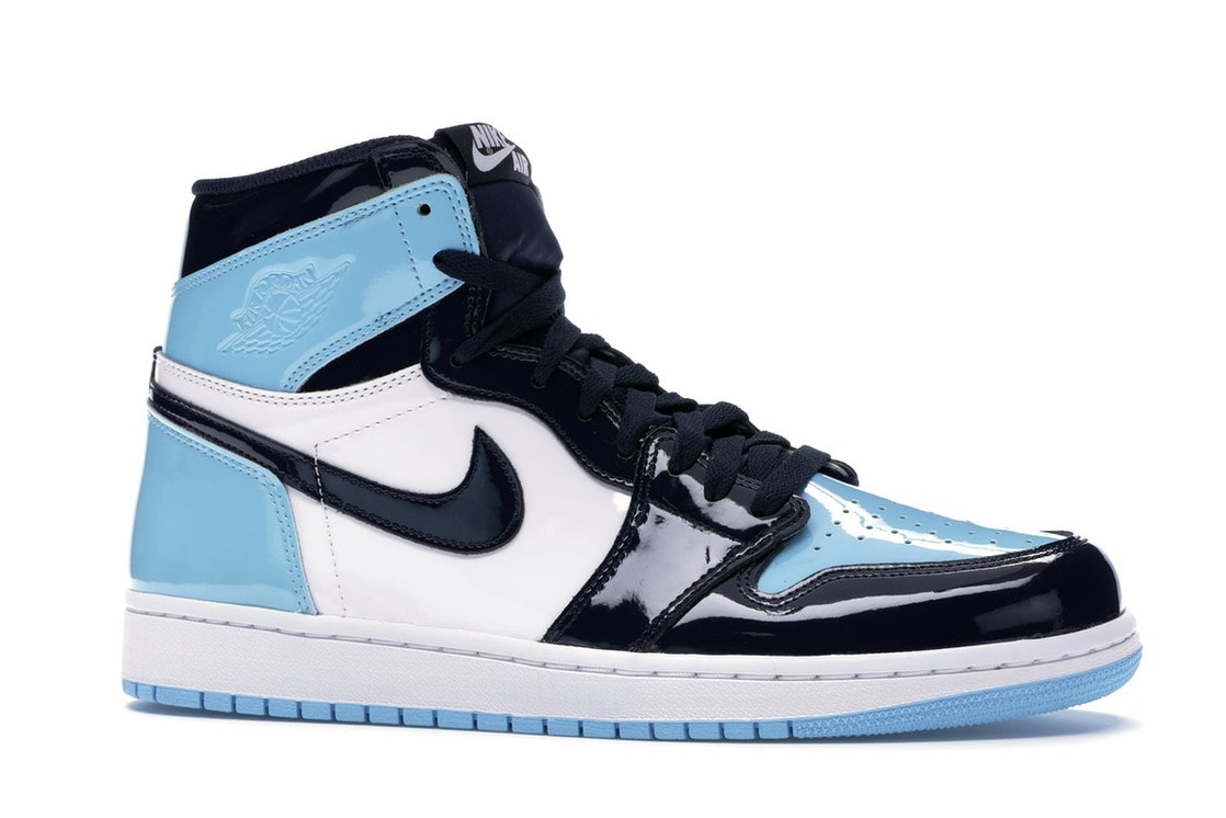 Jordan 1 Retro High Unc Patent W Cd0461 401
