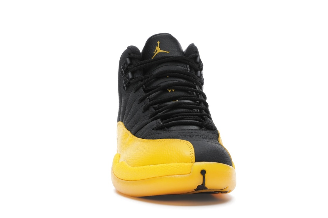 Jordan 12 Retro Black University Gold 130690 070