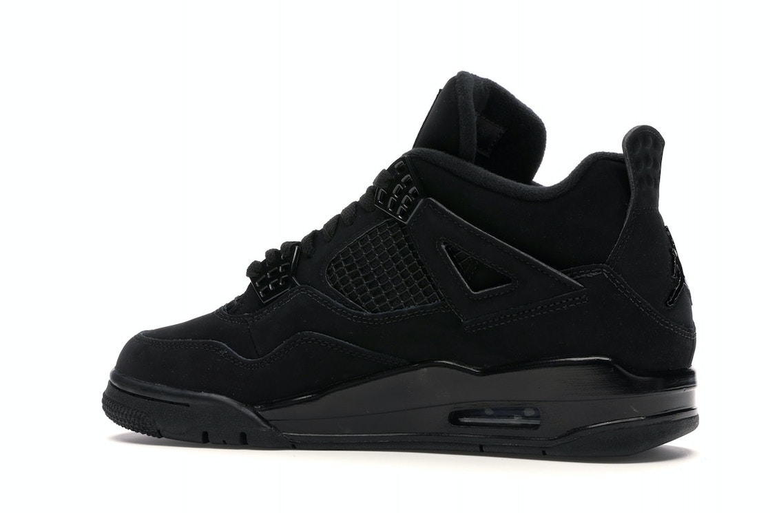 Jordan 4 Retro Black Cat 2020 Cu1110 010