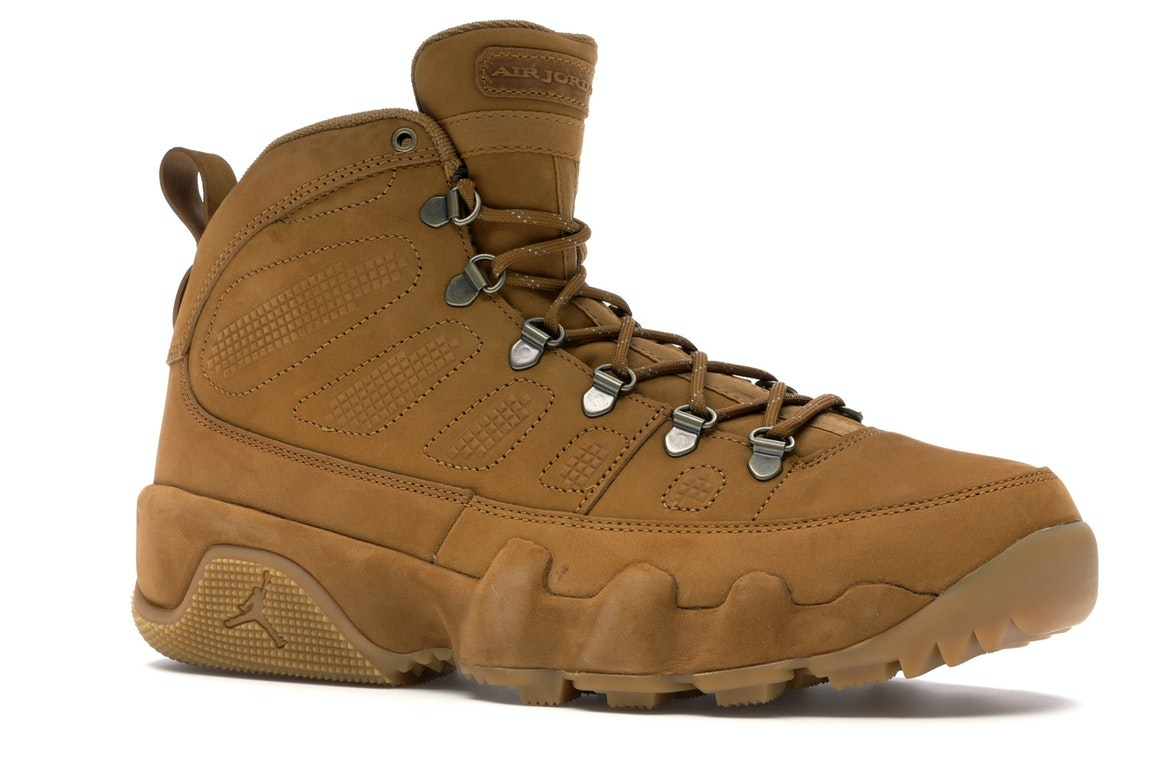 Jordan 9 Retro Boot Wheat - AR4491-700