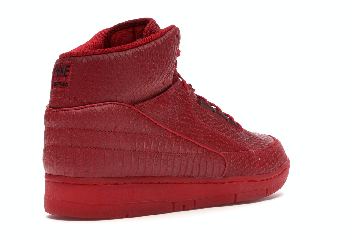 Nike Air Python Red October - 705066-600