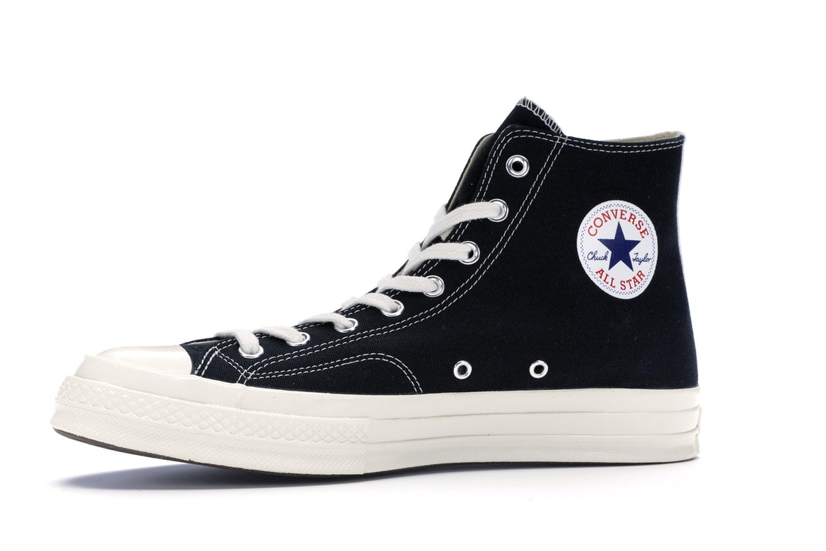 converse all star comme des garcons