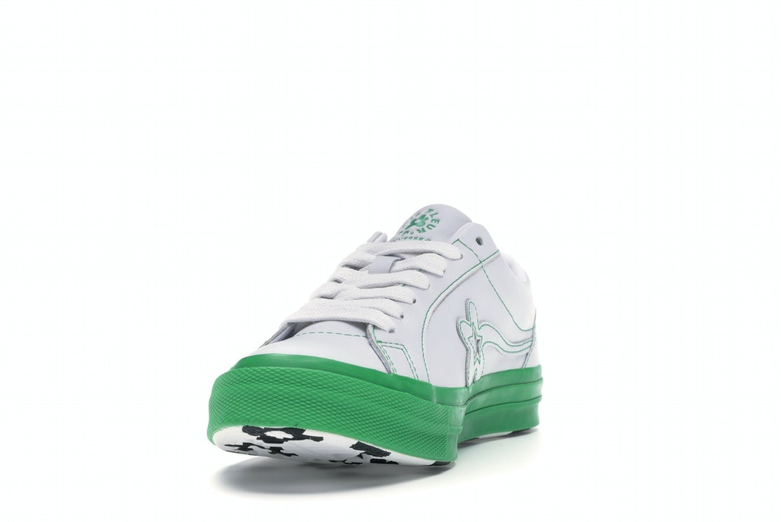 Converse One Star Ox Golf Le Fleur Color Block Pack Green 164025c