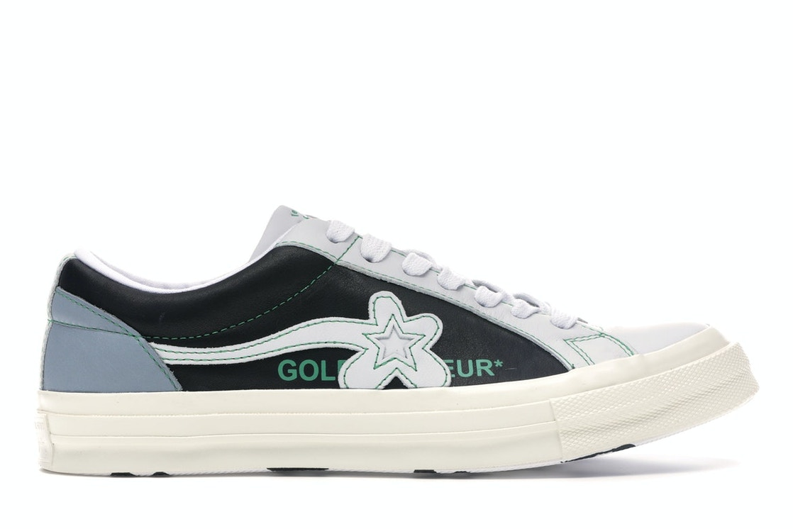 Converse One Star Ox Golf Le Fleur Industrial Pack Black 164023c