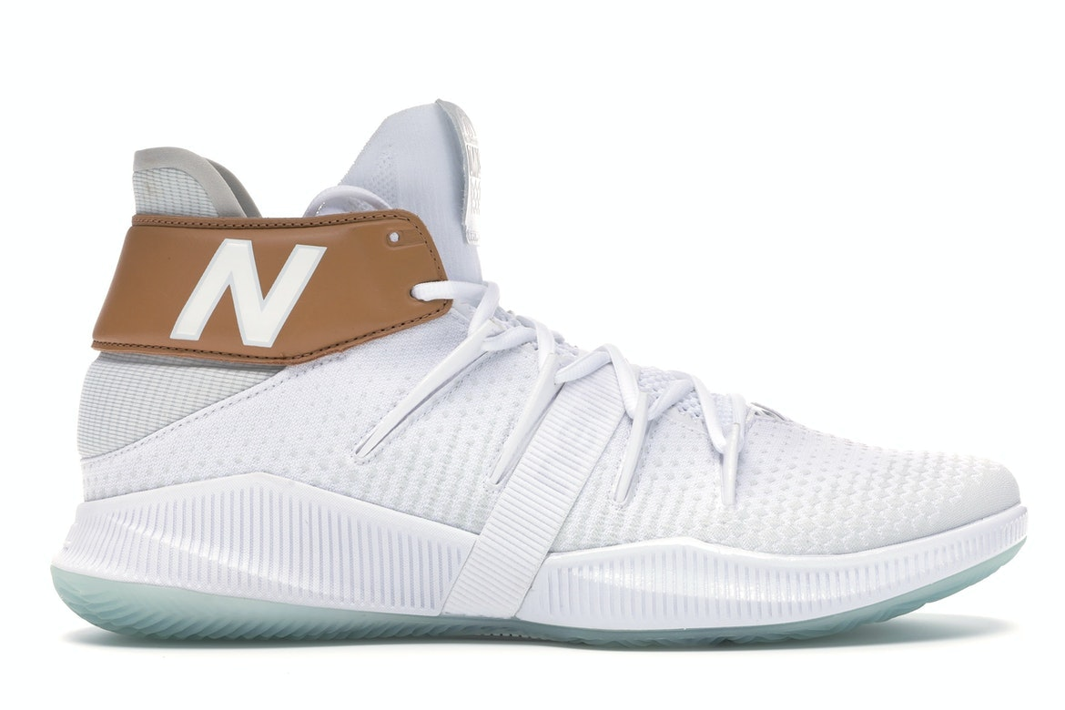 New Balance OMN1S White Gold - Sneakers