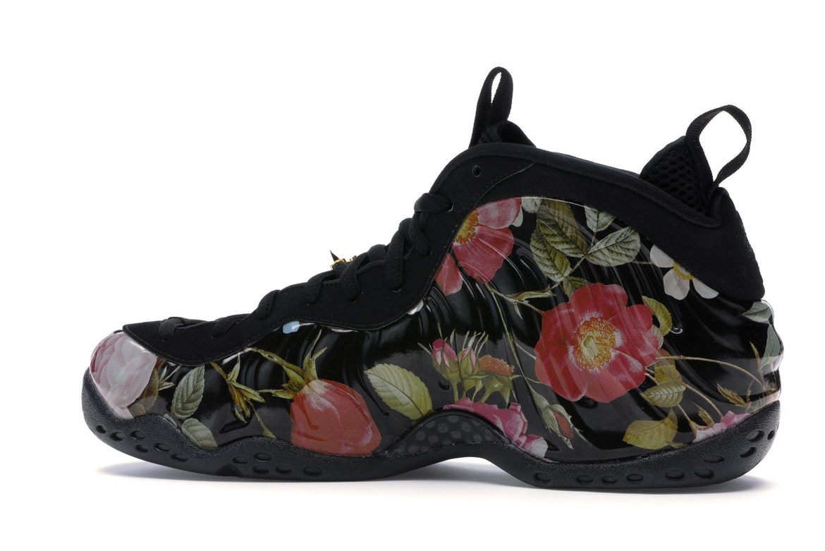 Nike Air Foamposite One Floral - 314996-012