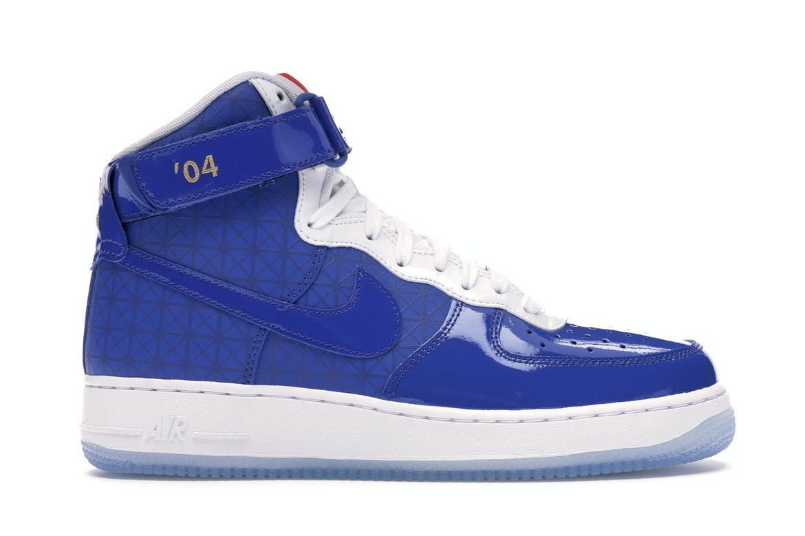 Nike Air Force 1 High Detroit Pistons