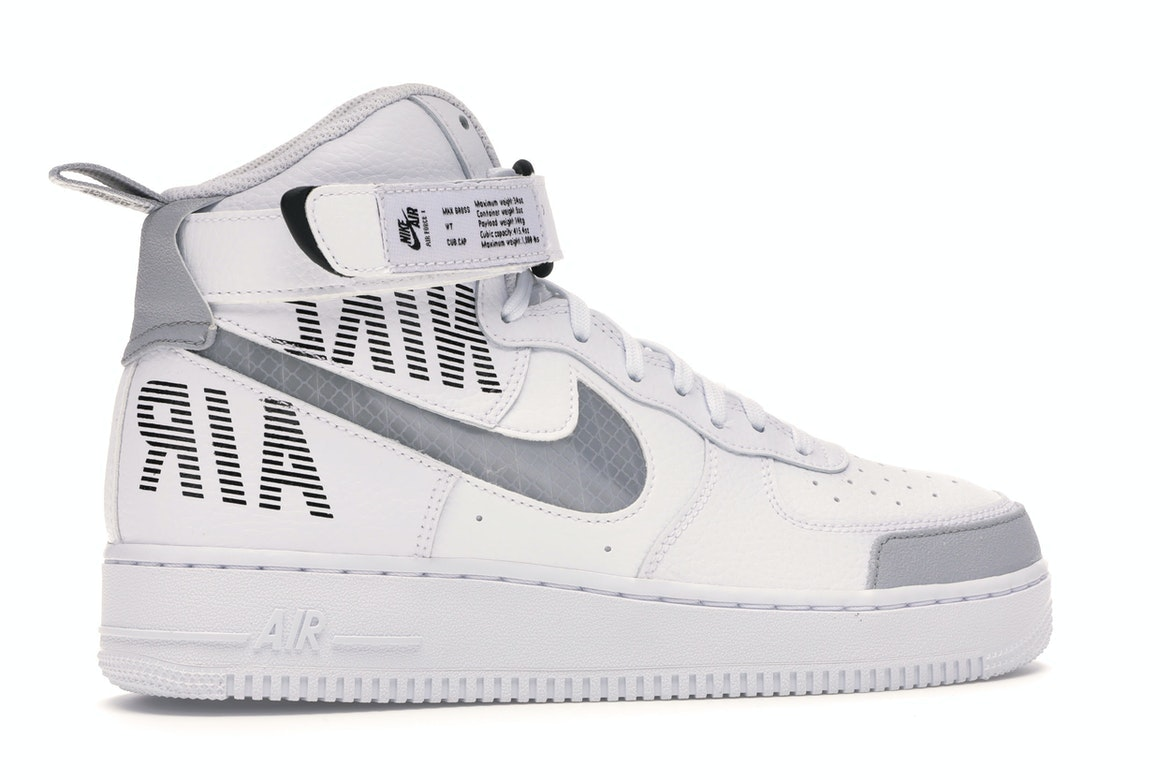 nike air force 1 under construction donna