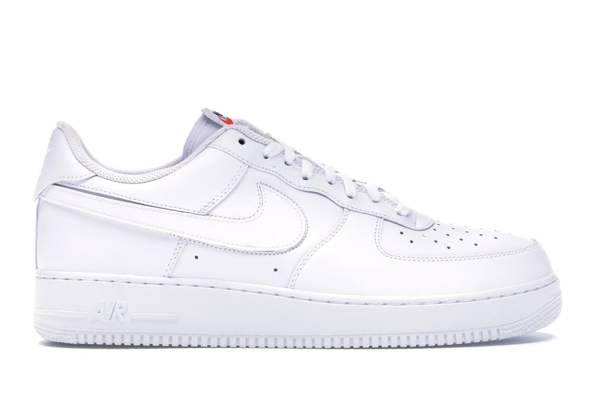 air force 1 con velcro