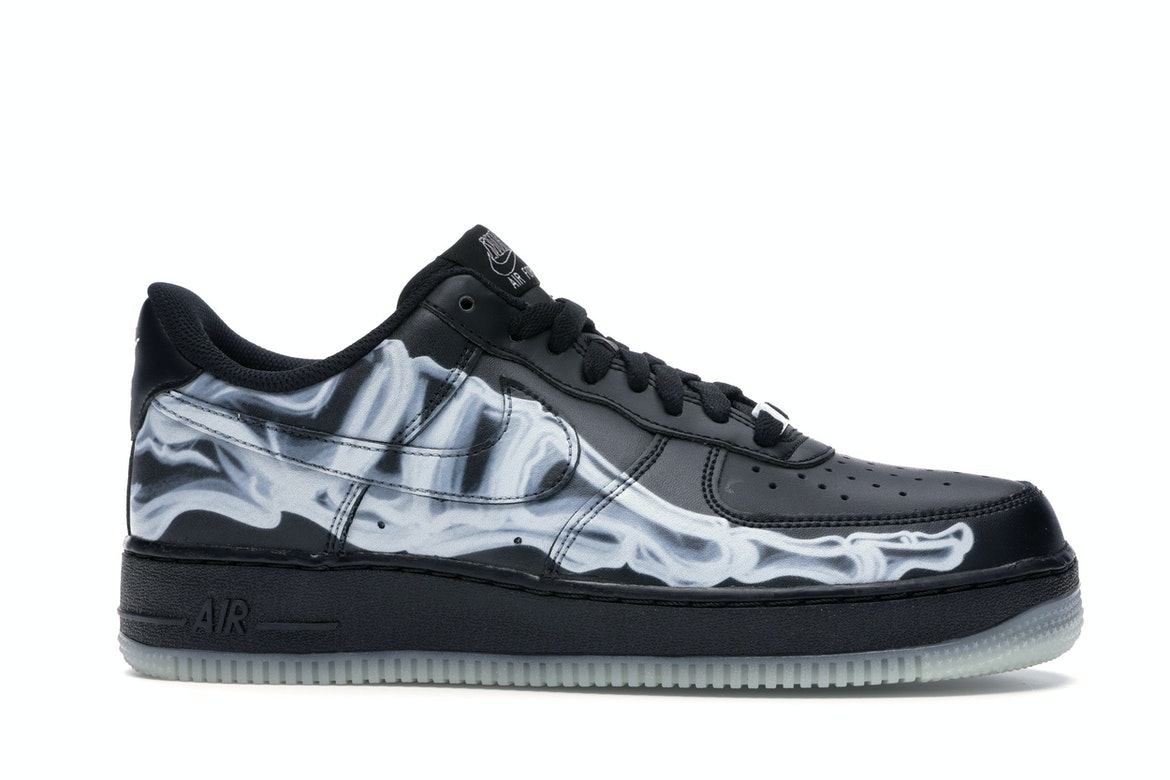 nike air force 1 scheletro