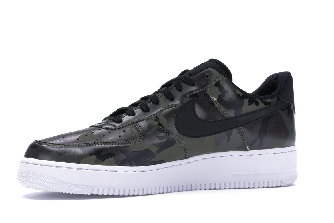 Nike Air Force 1 Low Camo Olive