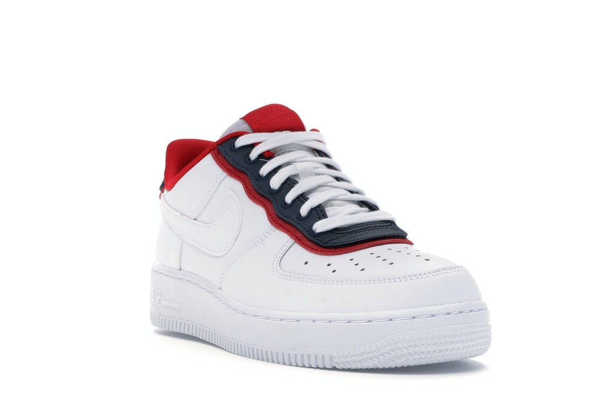 Nike Air Force 1 Low Double Layer White