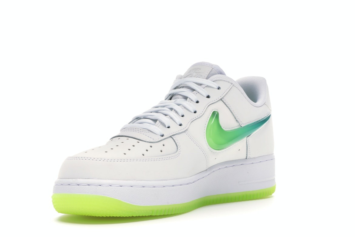 Nike Air Force 1 Low Jelly Swoosh White