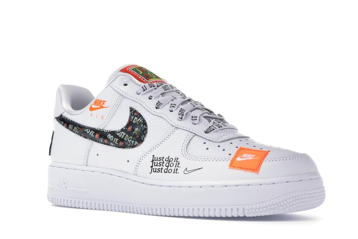 air force 1 x just do it