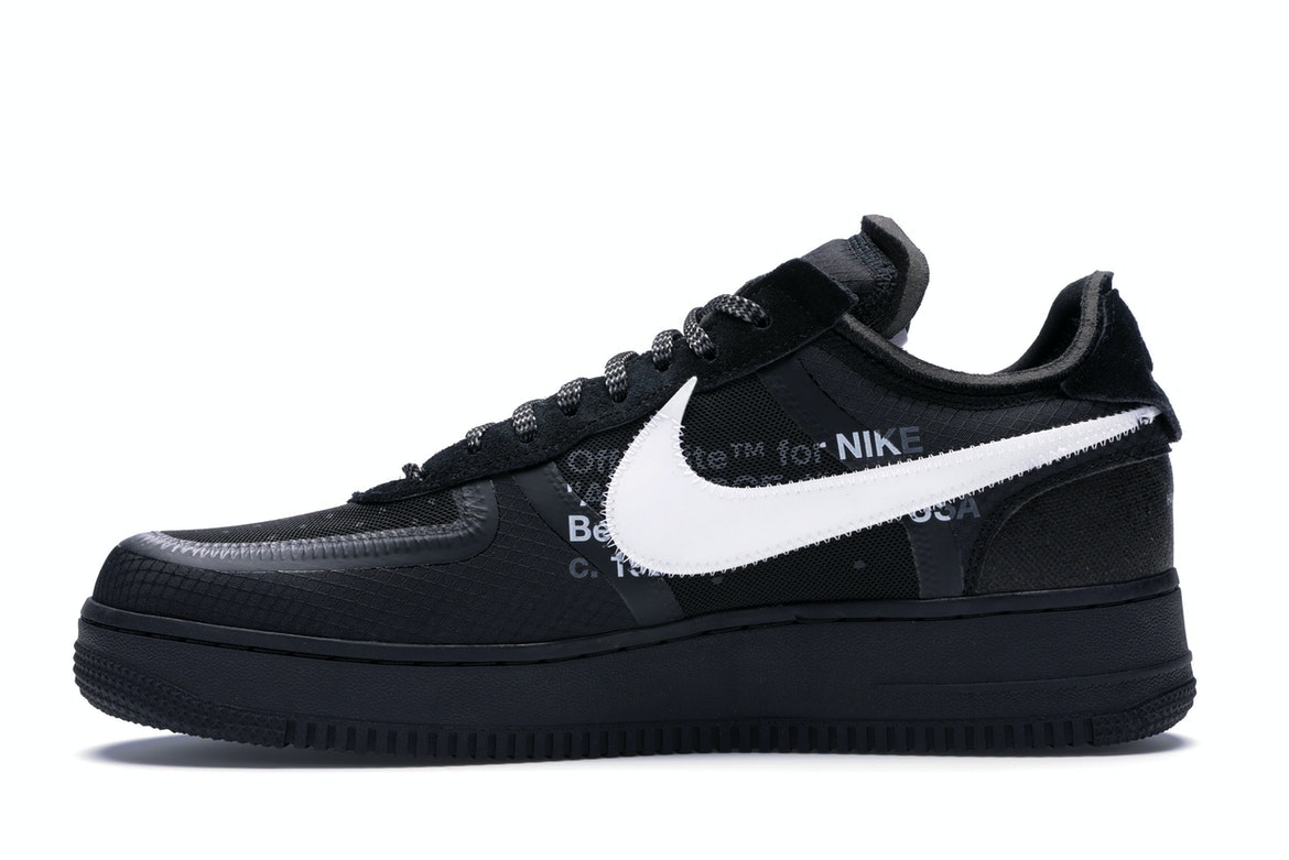 air force 1 off white nere
