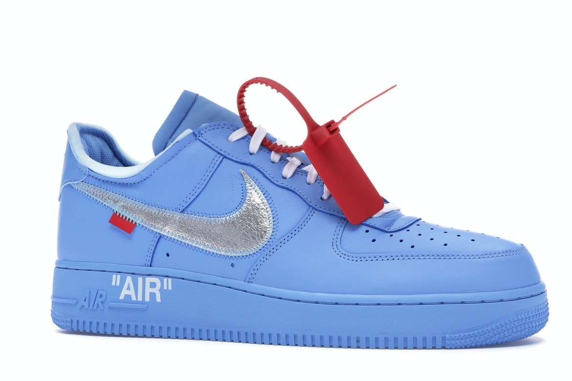 air force 1 x off white costo