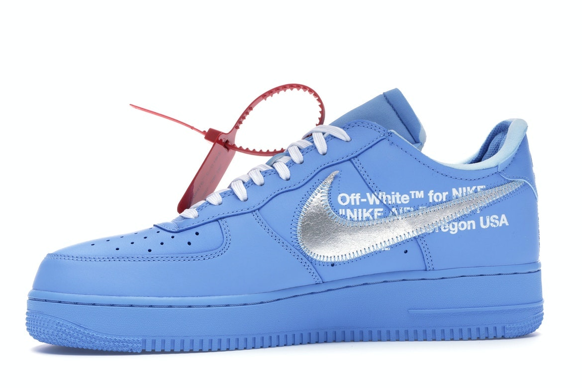 blue off white air force 1 release date