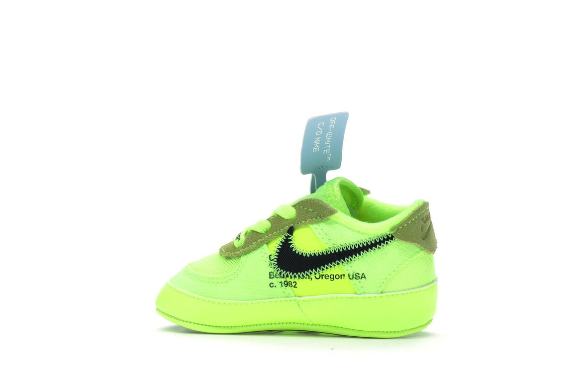 Nike Air Force 1 Low Off-White Volt (I