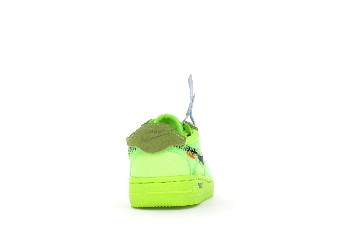 Nike Air Force 1 Low Off-White Volt (TD