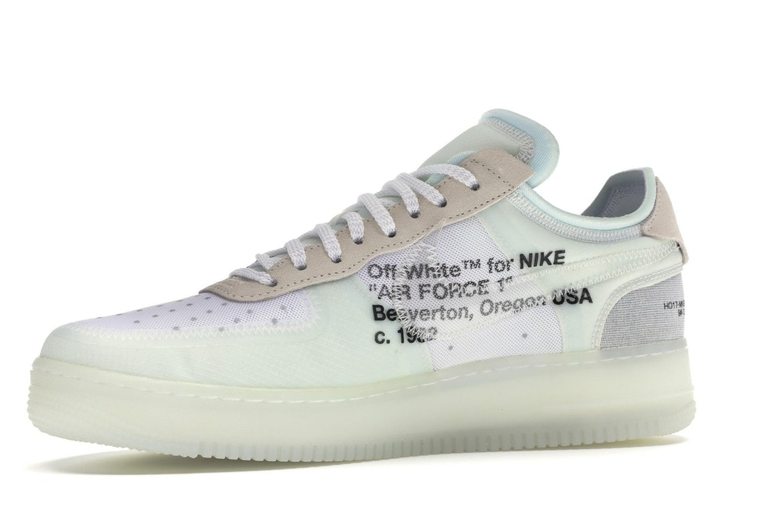 Nike Air Force 1 Low Off White Ao4606 100