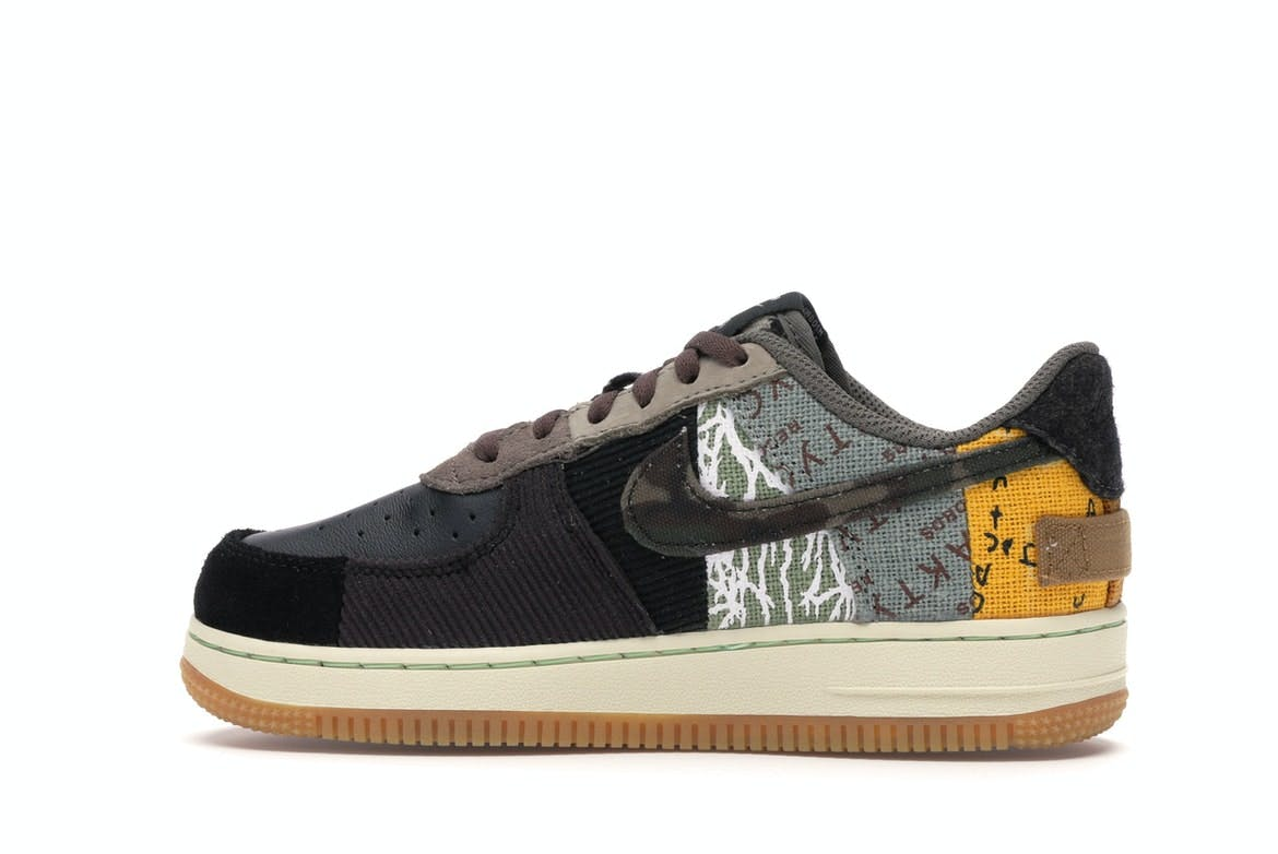 "CQ4565 900-2020 Nike Force 1 PS /""Cactus Jack Travis Scott/"""