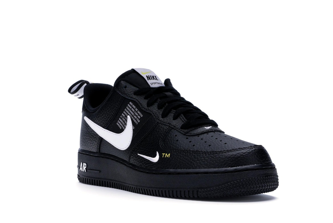 nike air force 1 utility nera