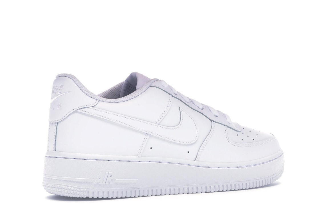 Nike Air Force 1 Low White 2014 (GS