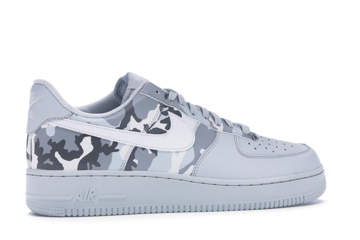 Nike Air Force 1 Low Winter Camo
