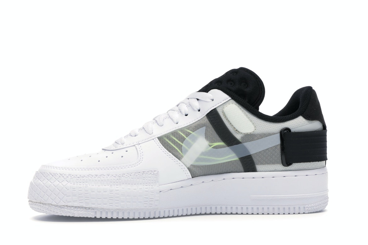 air force 1 type low