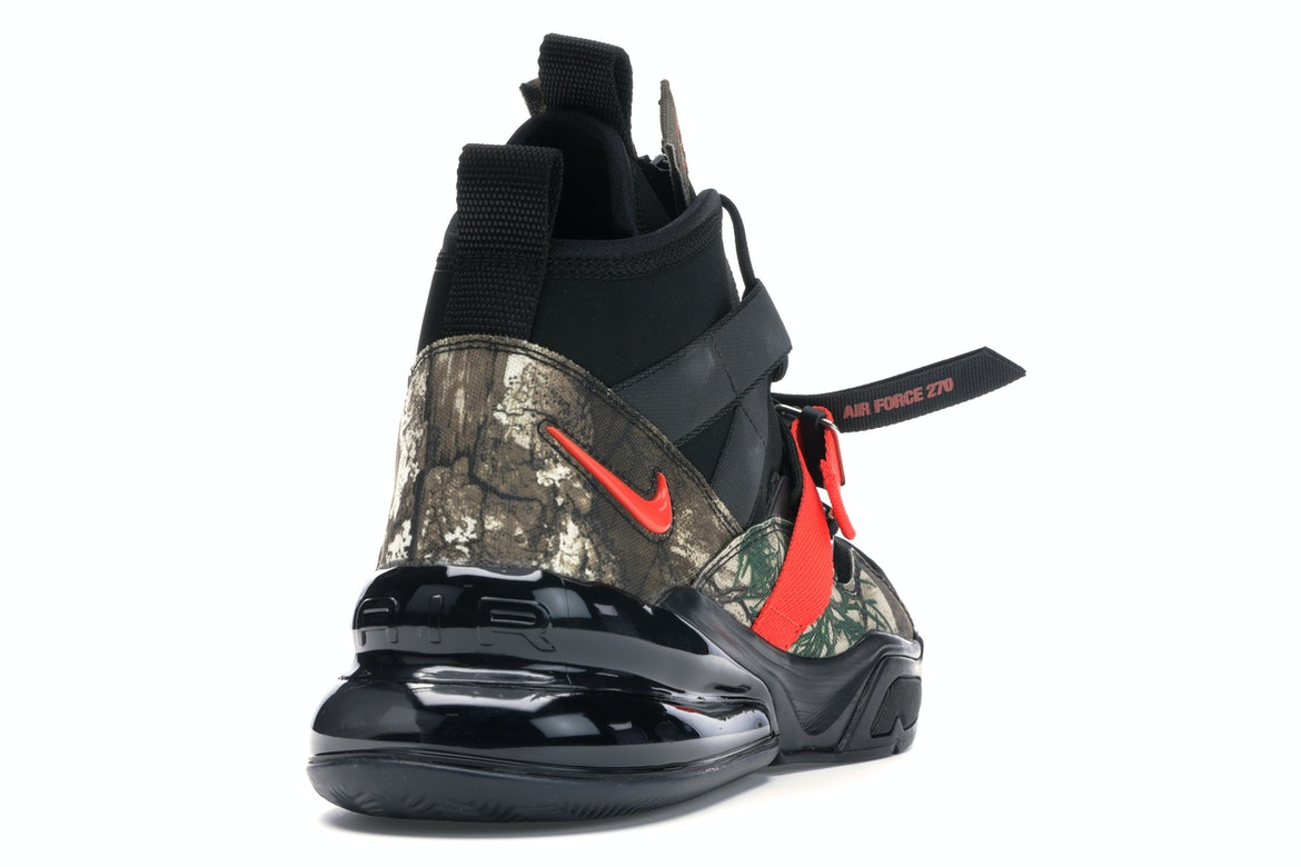 Nike Air Force 270 Utility Realtree