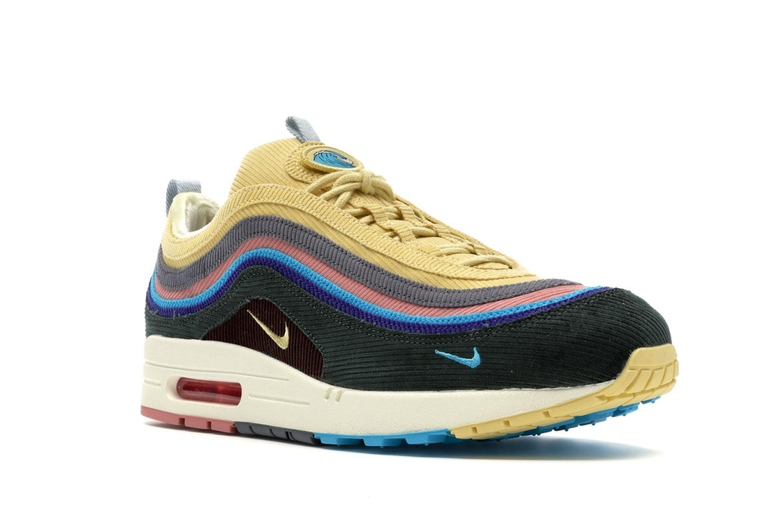 yermo sirena Desnudo  Nike Air Max 1/97 Sean Wotherspoon (Extra Lace Set Only) - AJ4219-400
