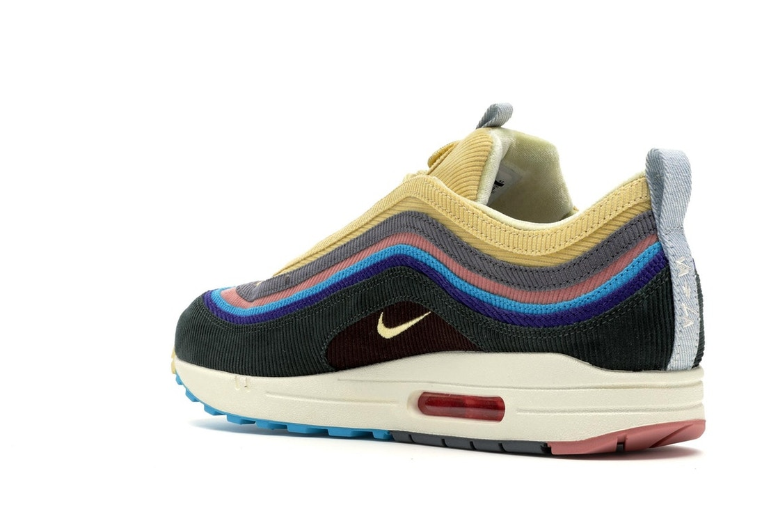 Hizo un contrato juguete Excluir  Nike Air Max 1/97 Sean Wotherspoon (Extra Lace Set Only) - AJ4219-400