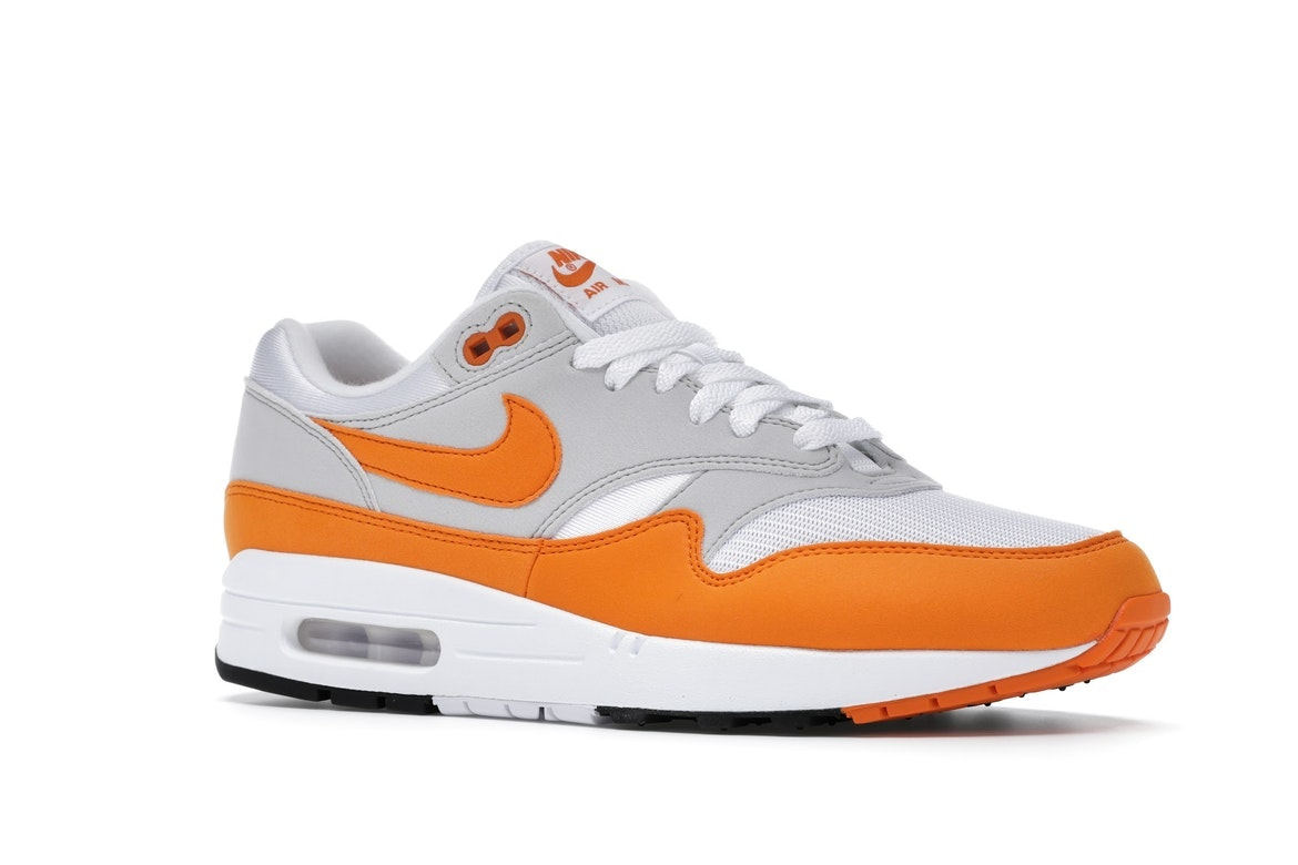 air max 1 naranja