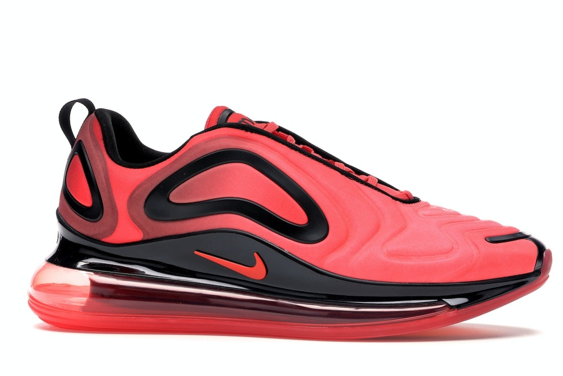 Nike Air Max 720 University Red Black Ao2924 600