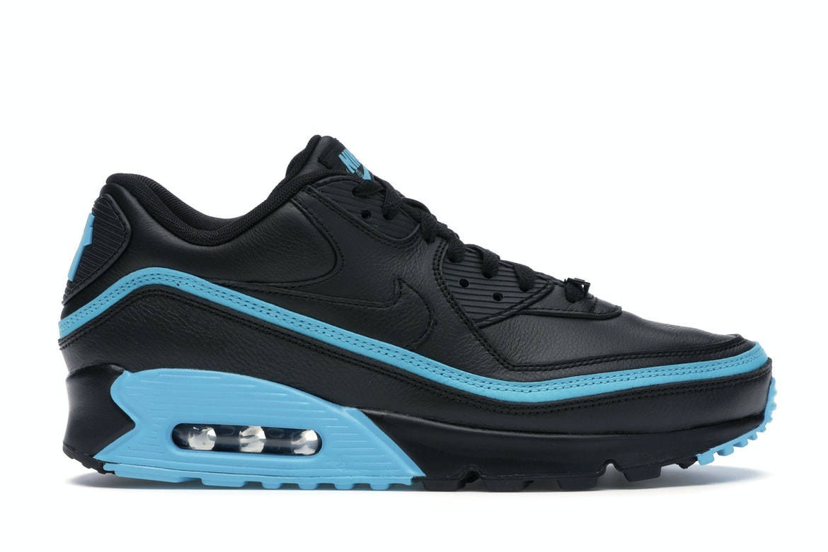 Nike Air Max 90 Undefeated Black Blue