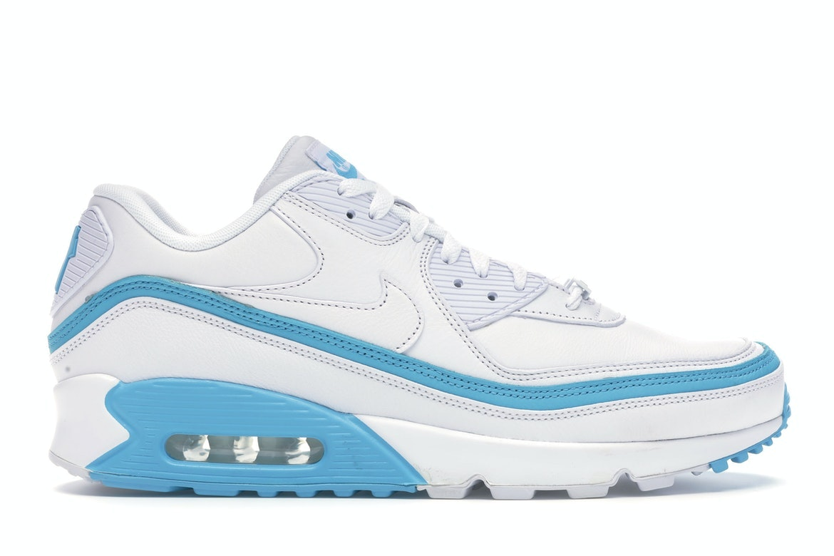 Nike Air Max 90 Undefeated White Blue