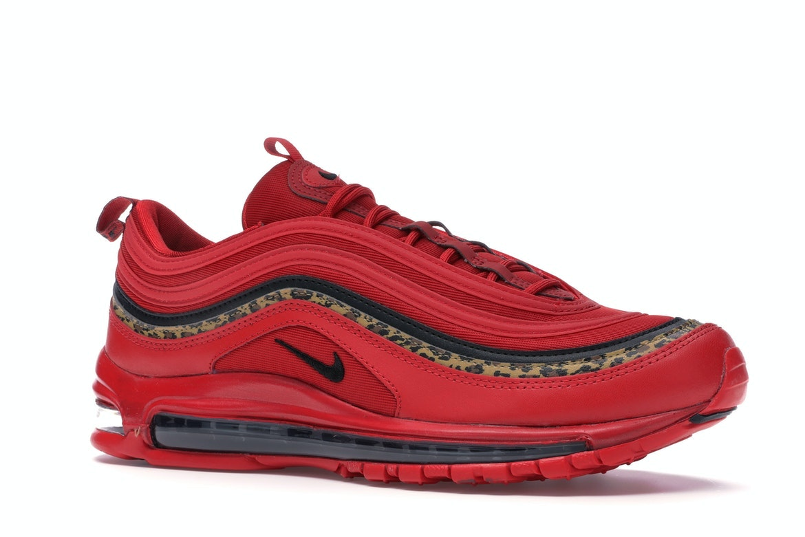 Nike Air Max 97 Leopard Pack Red (W