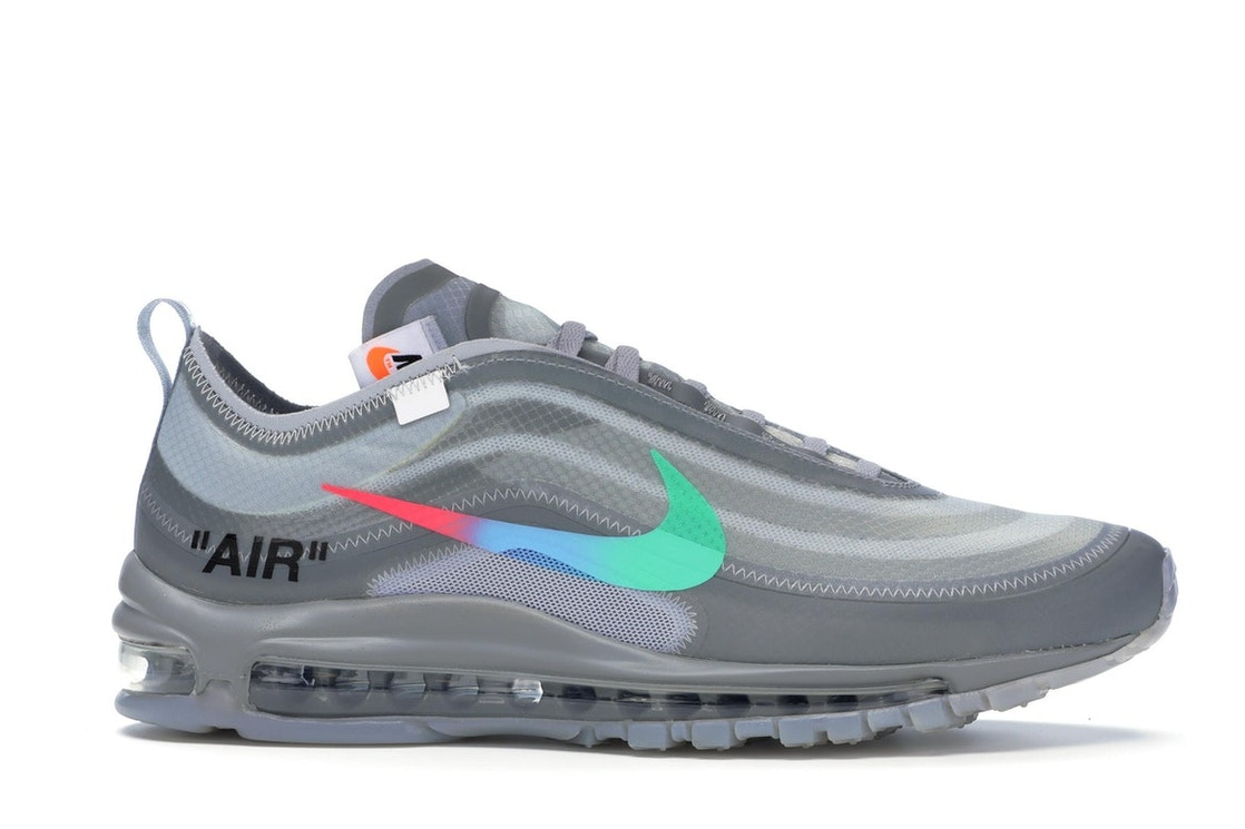 Nike Air Max 97 Off-White Menta - AJ4585-101