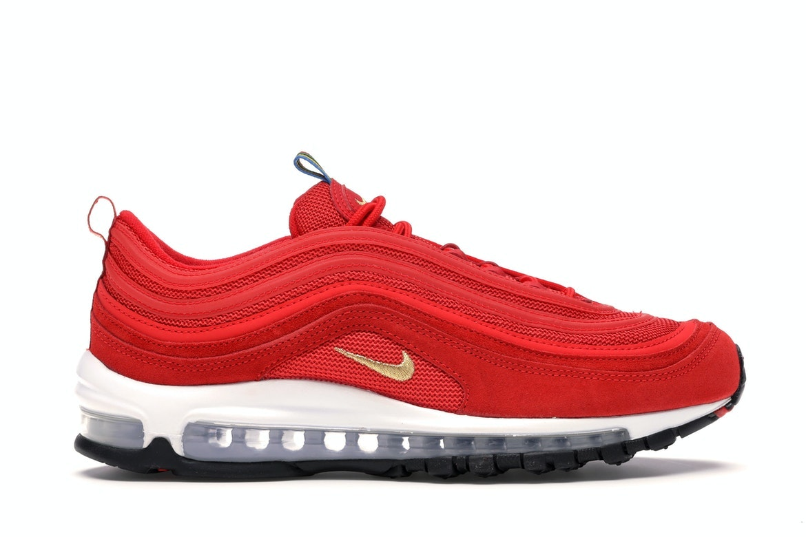 Nike Air Max 97 Olympic Rings Pack Red