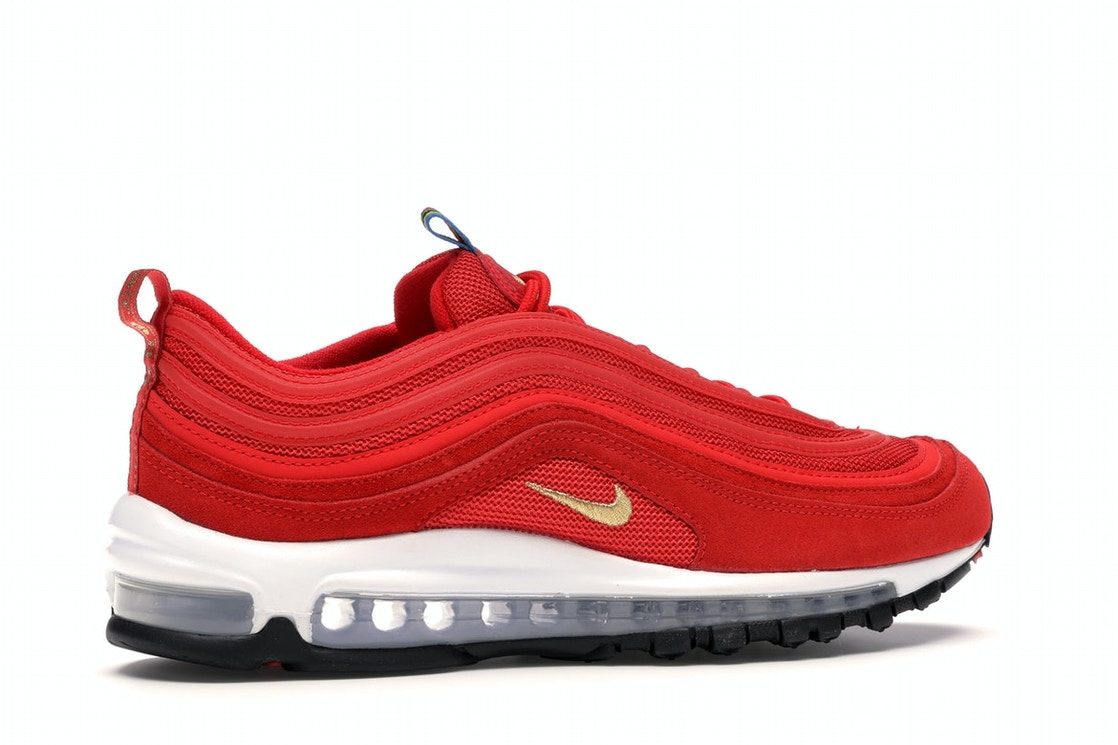 Nike Air Max 97 Olympic Rings Pack Red Ci3708 600